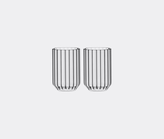 Fferrone Design 'Dearborn' water glass, set of two
