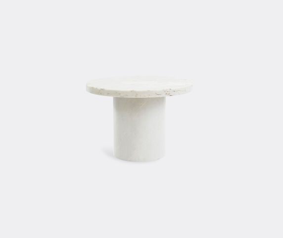 Frama 'Sintra' table, L, white marble