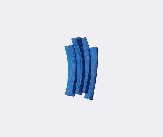 Cc-tapis 'Stroke 1.0' rug, blue