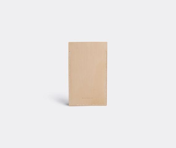Minimalux Leather iPhone 6 Plus sleeve