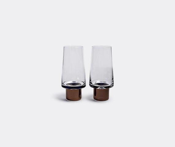 Tom Dixon 'Tank' highball glasses, set of two
