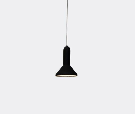 Established & Sons 'S1 Torch' pendant lamp, black, EU/UK plug