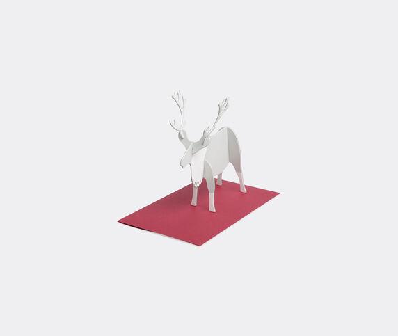 Good morning inc. 'Reindeer' post animal kit