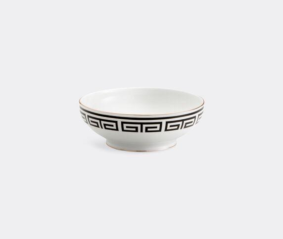 Ginori 1735 'Labirinto' salad bowl, black