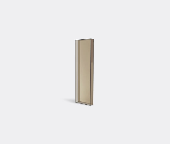 Case Furniture 'Lucent' tall mirror, bronze