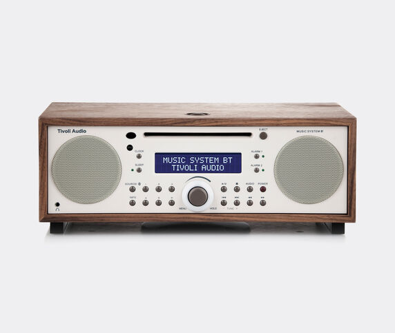 Tivoli Audio 'Music System Plus' beige, UK plug