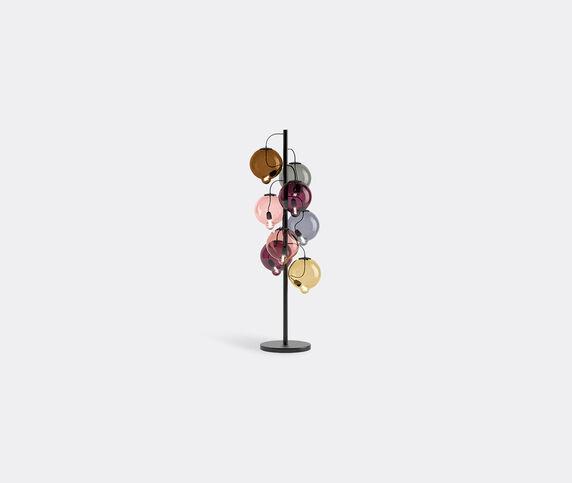 Cappellini 'Meltdown' floor lamp, eight globes,UK plug