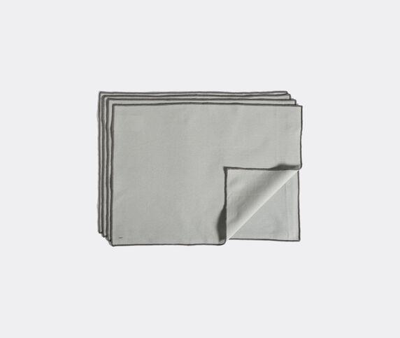 Hay 'Contour' placemat, set of four, grey