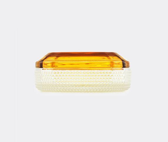 Normann Copenhagen 'Brilliant' box, L, amber