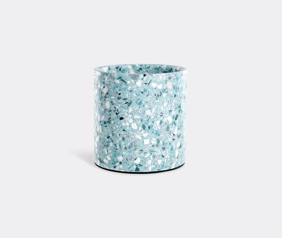 XLBoom 'Terrazzo' pot, blue