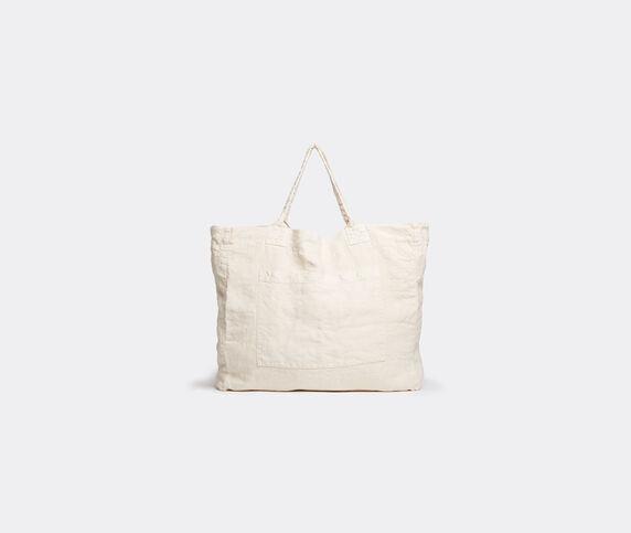 Once Milano Weekend bag, cream