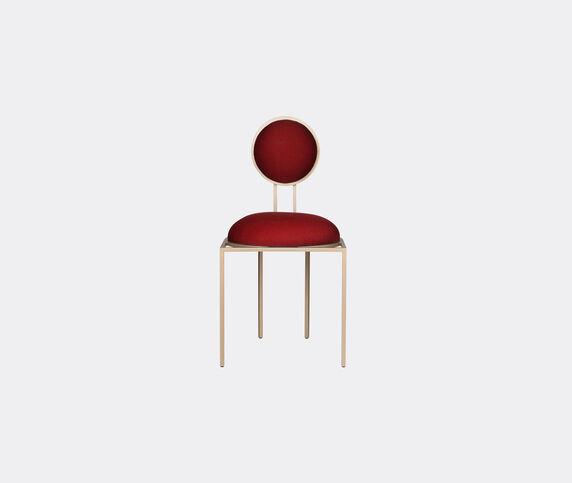 Bohinc Studio 'Orbit' dining chair, red