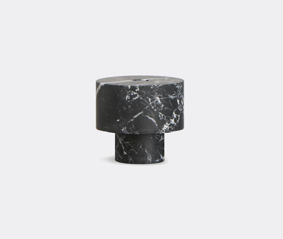 MMairo 'Inside Out' candle holder, black