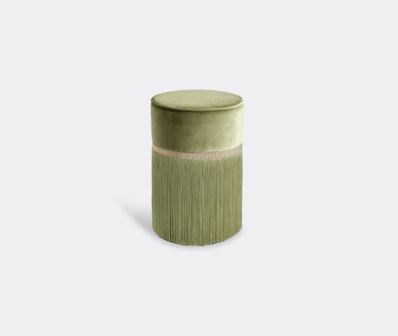 Lorenza Bozzoli Couture 'Couture' ottoman, small, light green