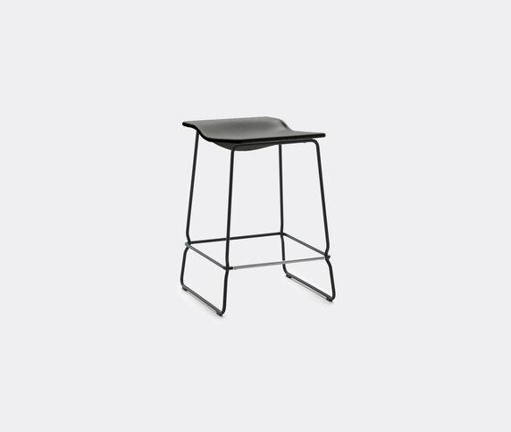 Viccarbe 'Last Minute' stool, medium, black