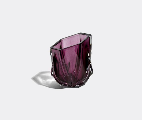 Zaha Hadid Design 'Shimmer' tea light, purple