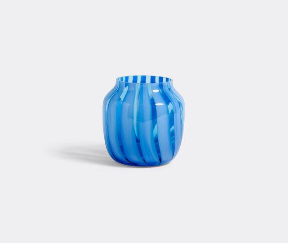 Hay 'Juice' wide vase, blue