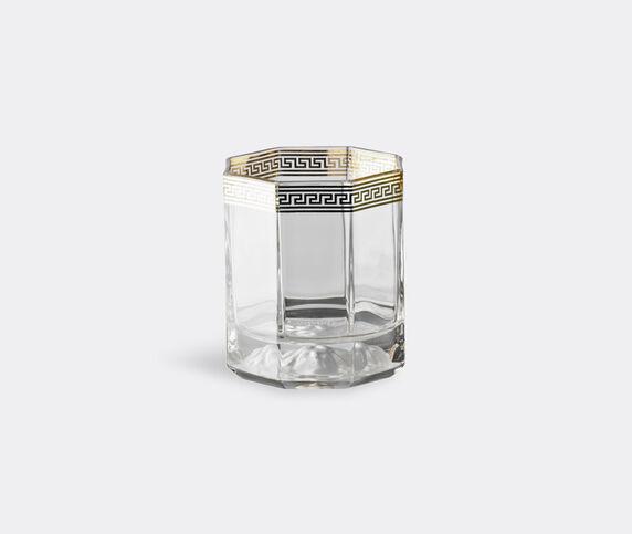 Rosenthal 'Medusa d'Or' whisky glasses, set of two