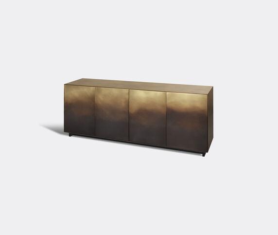 De Castelli 'Marea' console, brass