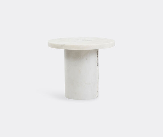 Frama 'Sintra' table, S, white marble