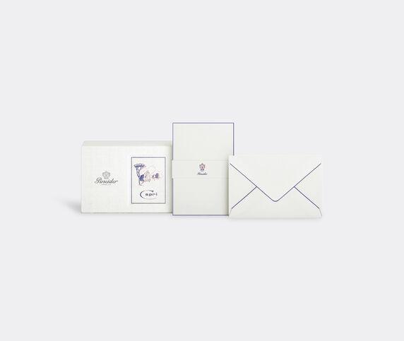 Pineider 'Capri' card set, set of 12