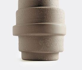 Atipico Pila Ceramic Vase  - H.27 Cm. - Clay-Brown 3