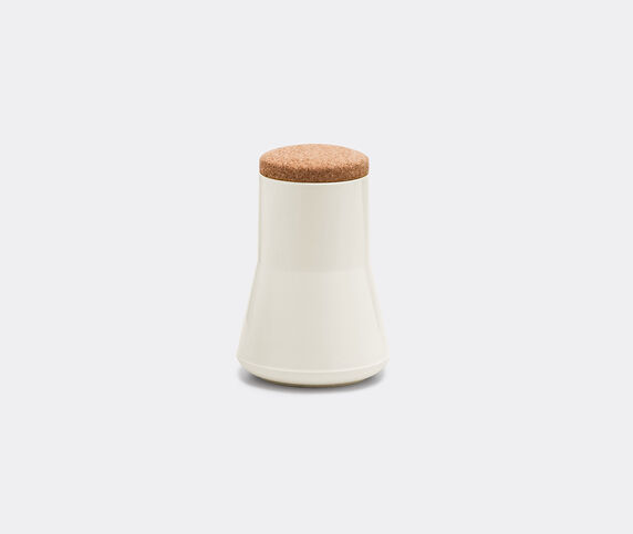 Established & Sons 'Store' jar, L, gloss white