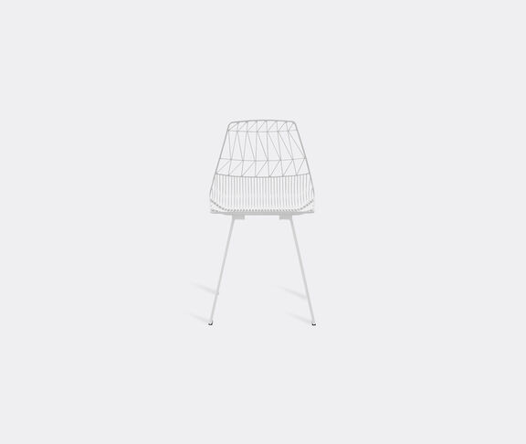 Bend Goods 'Lucy' side chair, white
