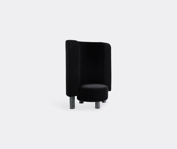 Pulpo 'Kaboom' armchair, black
