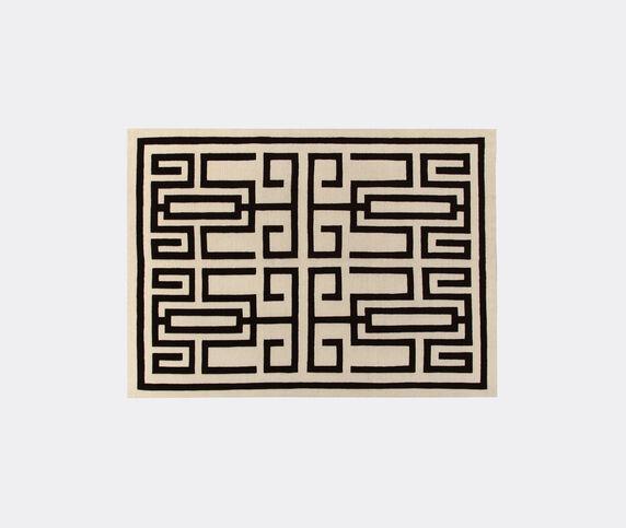 Amini Carpets 'Labirinto' rug, black