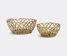 Bitossi Home Intreccio: Copper Basket 3