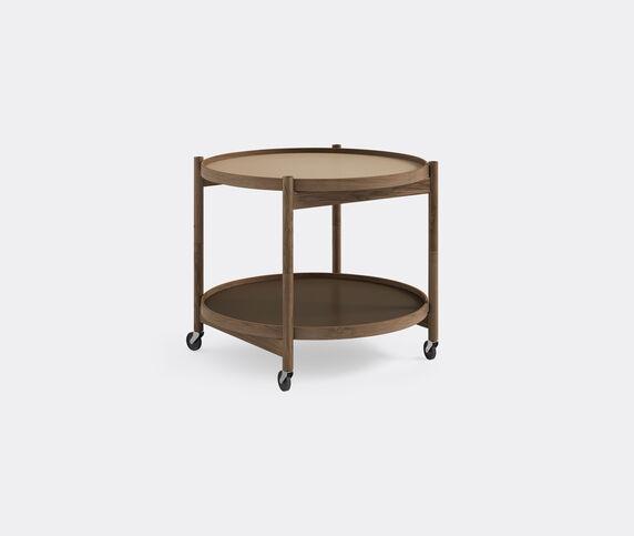 Brdr. Krüger 'Bølling' tray table, 600mm, fumed oak