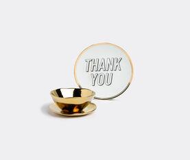 Bitossi Home Tavola Scomposta: Plate Thank You 3