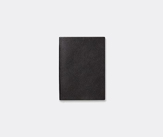 Smythson 'Soho' notebook, black