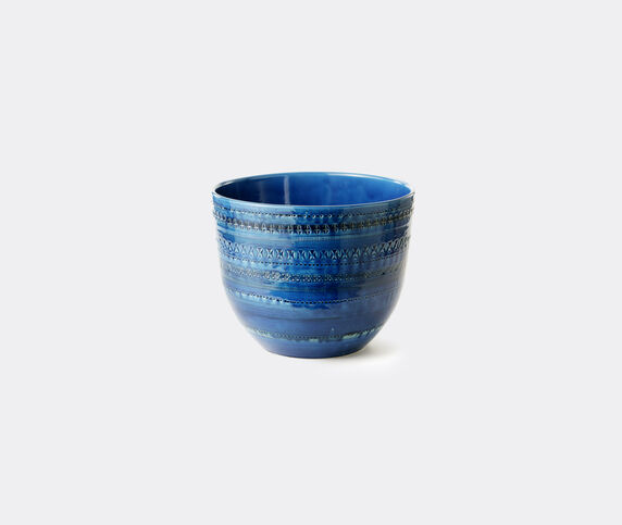 Bitossi Ceramiche 'Rimini Blu' vase holder, large
