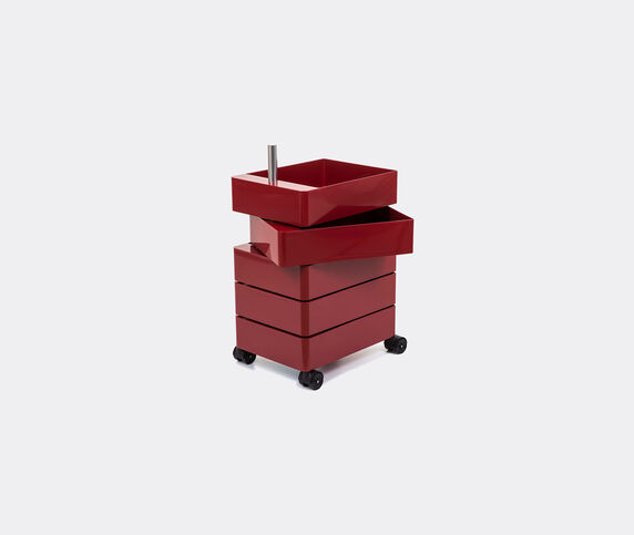 Magis '360°' container, bordeaux