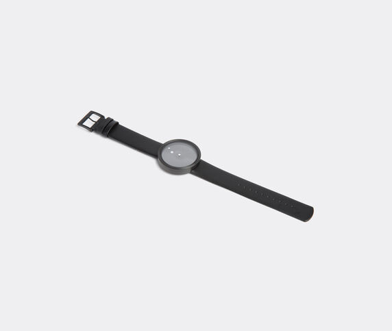 Nava Design 'Ora Lattea' watch, black