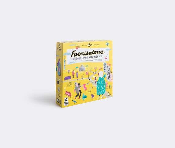 Cranio Creations 'Fuorisalone: The Board Game Of Milan Design Week'