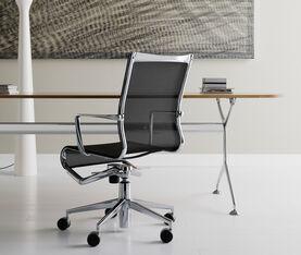 Alias Rolingframe+ Chair, Black 5