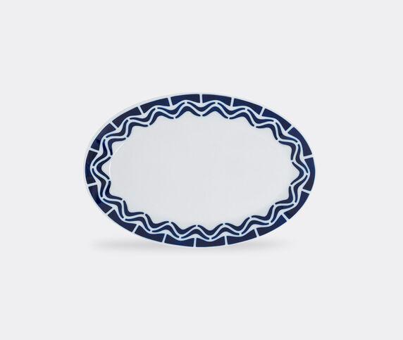Sargadelos 'Marbadas' oval tray