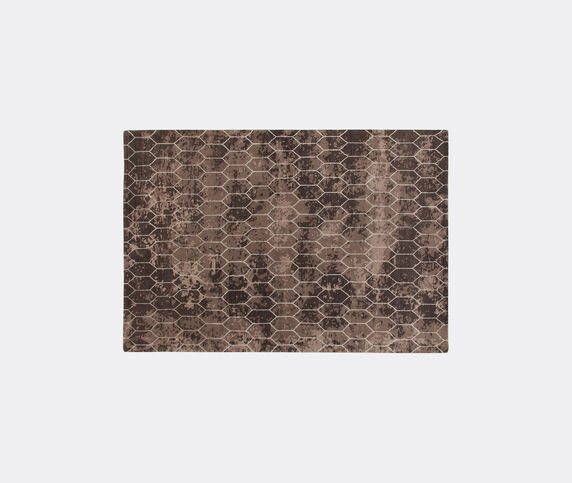 Amini Carpets 'Taranto' rug, dark brown