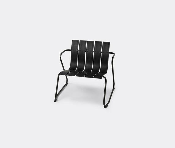 Mater 'Ocean' lounge chair, black