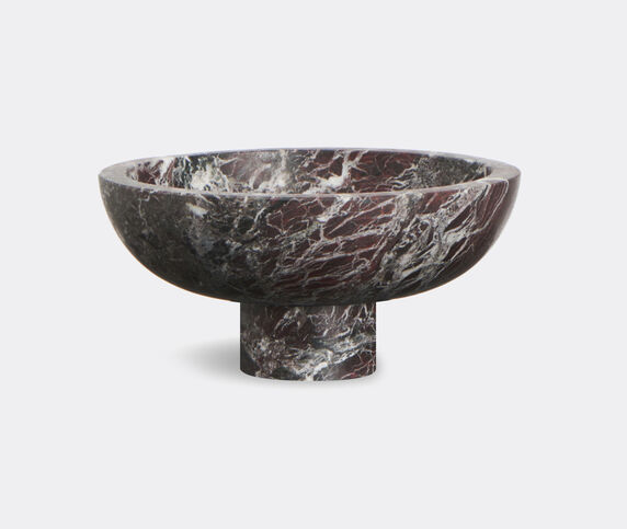 MMairo 'Inside Out' fruit bowl, red