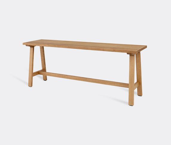 Schönbuch Wide 'Alma' bench, oak
