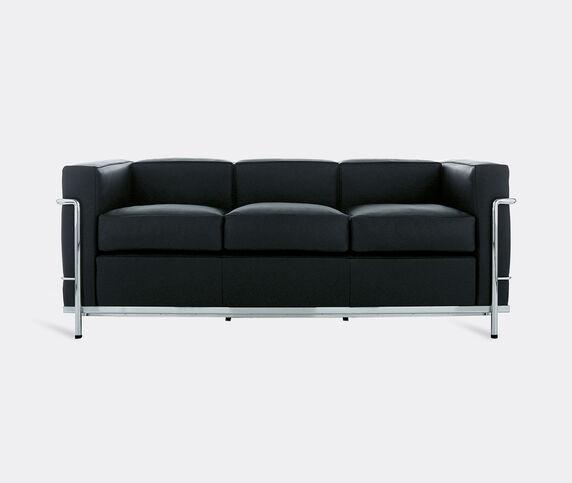 Cassina 'LC2' three-seater sofa