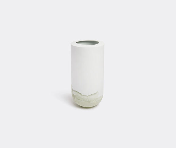 Anna Badur 'Tide' vase, green