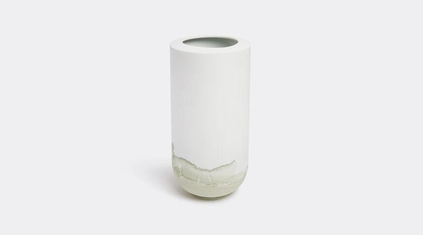 Anna Badur Tide Vase, Forest Green 1