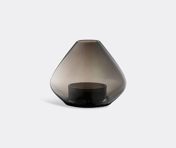 AYTM 'Uno' lantern and vase, black, large