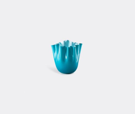 Venini 'Fazzoletto Opalino' vase, S, horizon