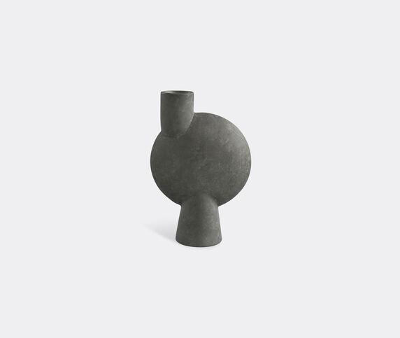 101 Copenhagen 'Sphere' big vase, bubl, dark grey